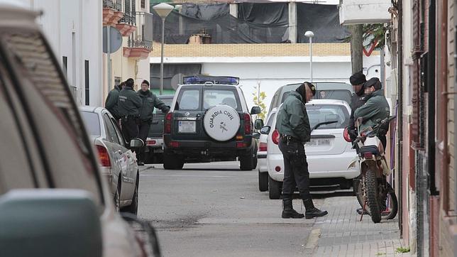 Varios detenidos en una Operación de la Guardia Civil contra el robo de galgos en Sevilla