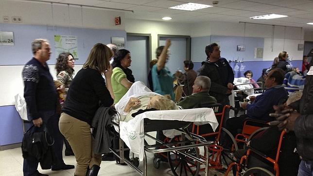 El dramático relato de una enfermera en el turno de noche saca a la luz los recortes