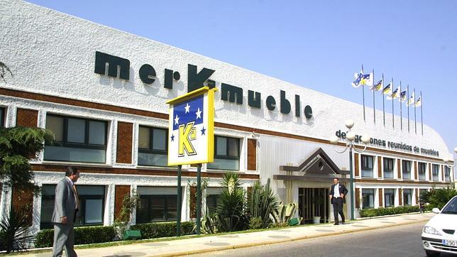 Cuatro tiendas de merkamueble en concurso de acreedores - Merkamueble en sevilla ...