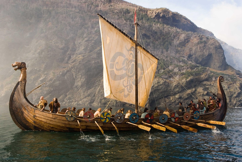 La «piedra solar», el secreto de la navegación vikinga