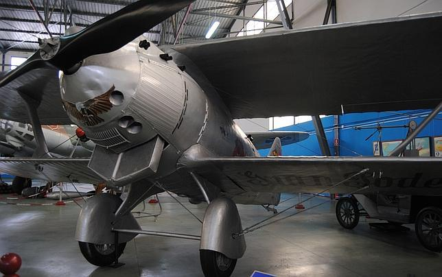 «Jesús del Gran poder», el avión español de récord que cruzó el Atlántico en 1929