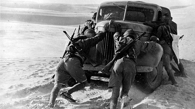 Las últimas víctimas de Rommel y Montgomery
