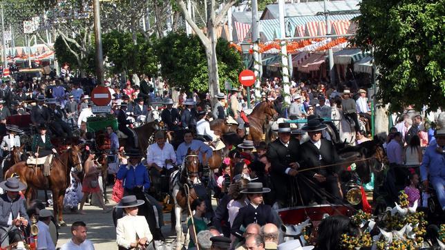 ¿Cuándo se celebrará la Feria de Abril de 2014?
