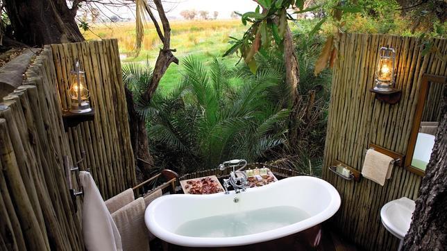 Diez ba eras de hotel con vistas incre bles abc de sevilla - Baneras vistas ...