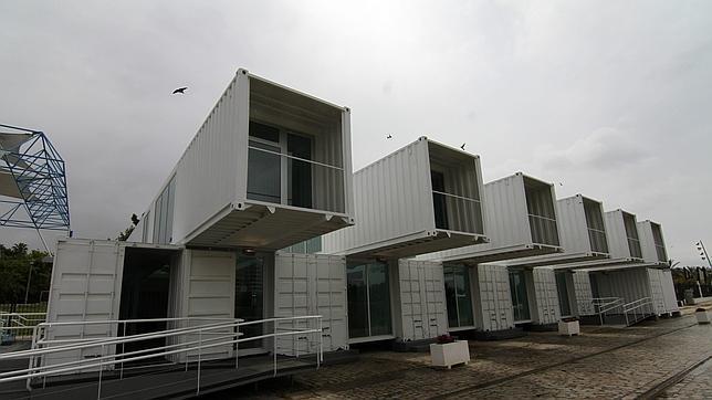 Una Estación Marítima de original diseño