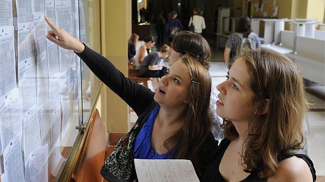 Nuevos grados en la Universidad de Sevilla para el curso 2013-2014
