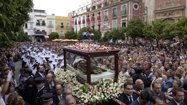 Diez años de la canonización de Santa Ángela