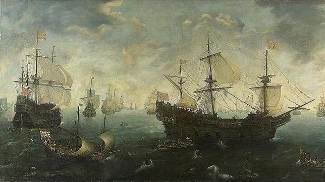 Así fue como el inglés decidió llamar «Armada Invencible» a la Gran Armada