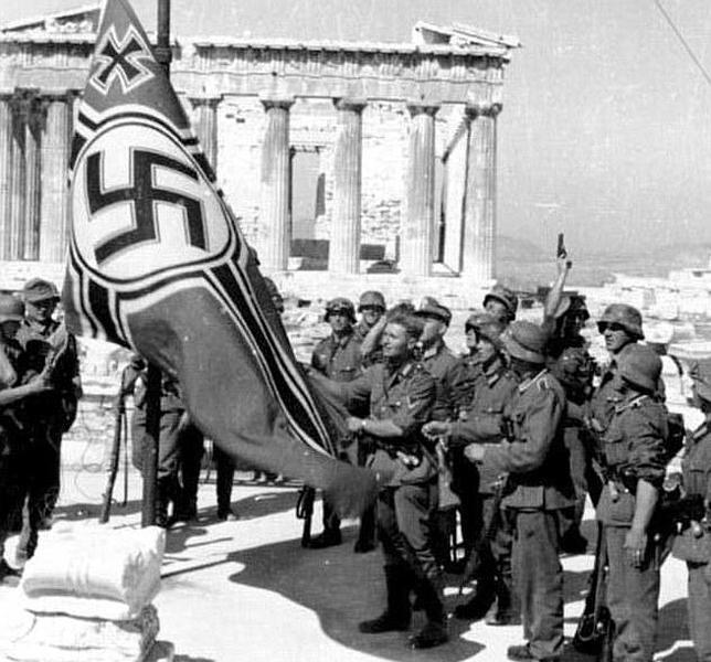 Alemania devuelve a Grecia arte robado por los nazis en la Segunda Guerra Mundial