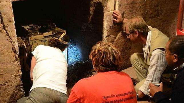 Hallado el sarcófago intacto del gobernador de «Elefantina»