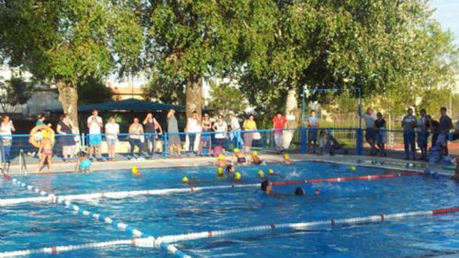 Nataci n campus y piscinas p blicas para pasar el verano for Piscina dos hermanas