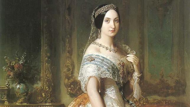Retrato de la infanta María Luisa Fernanda de Borbón