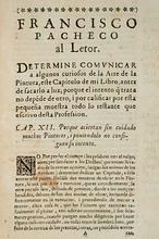 Francisco Pacheco, alumno de todos y maestro del pintor Diego Velázquez