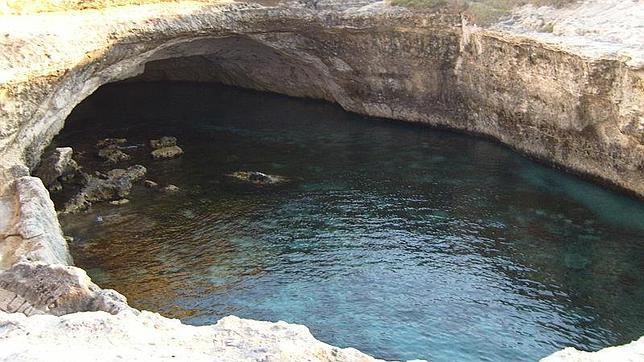 Ocho piscinas naturales con leyenda abc de sevilla for Piscinas naturales sevilla