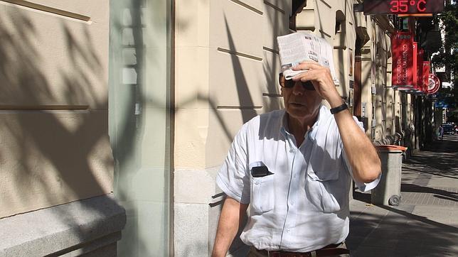 Sevilla y Córdoba, en alerta amarilla por altas temperaturas