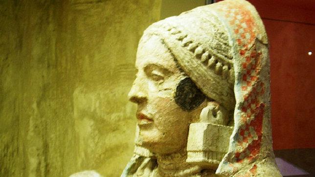 Encontrada una cámara funeraria de la cultura íbera
