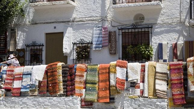 Diez pueblos con encanto de Granada  abcdesevillaes