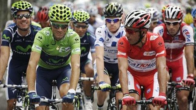 Los corredores de la Vuelta Ciclista pasarán dos veces por Tomares