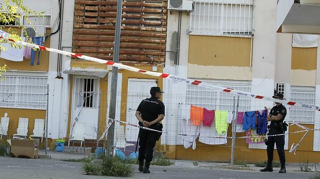 La zona donde ha tenido lugar el tiroteo ha sido acordonada por la Policía