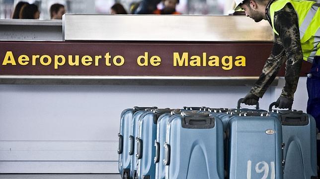 El aeropuerto de Málaga se despega cada vez más del resto de Andalucía