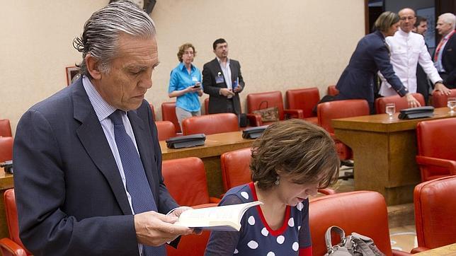 Diego López Garrido fue el ponente del PSOE en la reforma de la Ley de Enjuiciamiento Criminal
