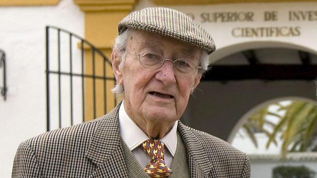 Fallece el bodeguero jerezano Mauricio González-Gordon y Díez - mauricio-gonzalez-gordon--644x362