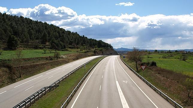 Carreteras: inversión bajo mínimos