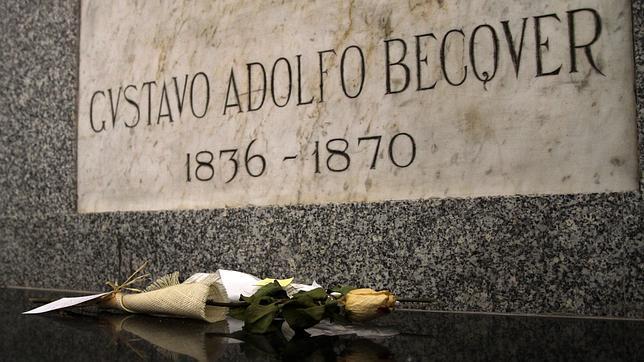 La tumba de Bécquer que Cernuda recuerda en «El Poeta»