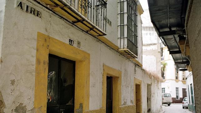 La calle Aire, el último lugar donde vivió Cernuda antes de partir al extranjero