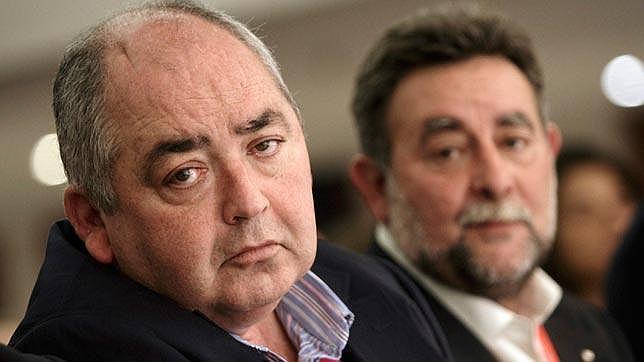 Manuel Pastrana y Francisco Fernández