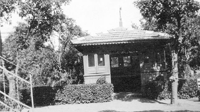 La venta de Eritaña, lugar de ocio nocturno en la Sevilla de los años 20