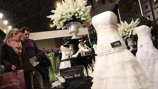 Sevilla de boda del vestido de la novia a una barra de - Factory del sofa sevilla ...