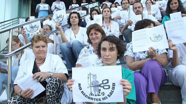 Los achaques de la sanidad pública andaluza