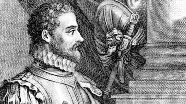 Alonso de Ercilla (1533 - 1594) Ercilla--644x362