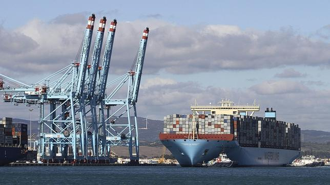 El puerto de algeciras duplica el tr fico ferroviario - Puerto de algeciras hoy ...