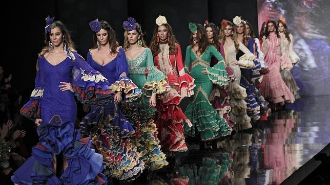 La De Por Mejor Sevilla Moda «desfila» Esta Semana Provincia BdCxore