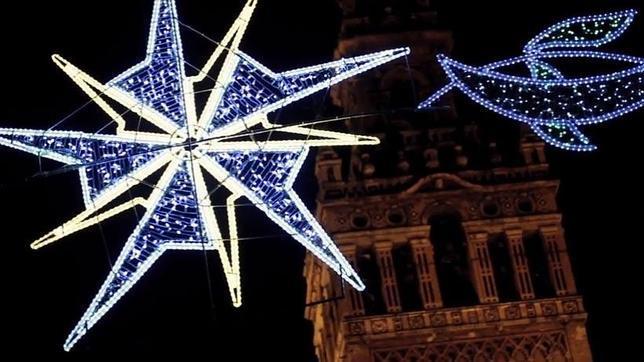 As lucir la iluminaci n de la navidad 2013 en sevilla - Iluminacion sevilla ...