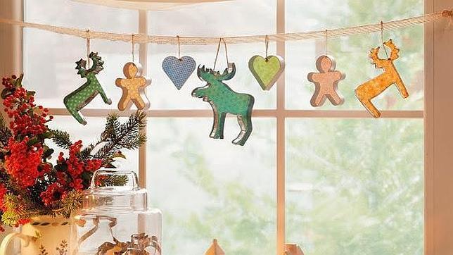 C mo decorar tu casa en navidad con poco dinero - Como decorar mi casa con poco dinero ...