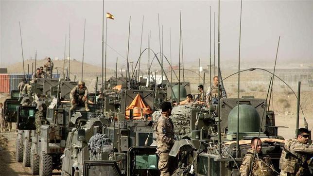 De Afganistán al Sahel