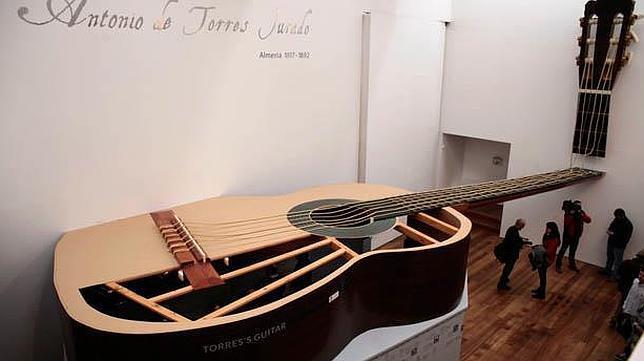 The Antonio de Torres museum