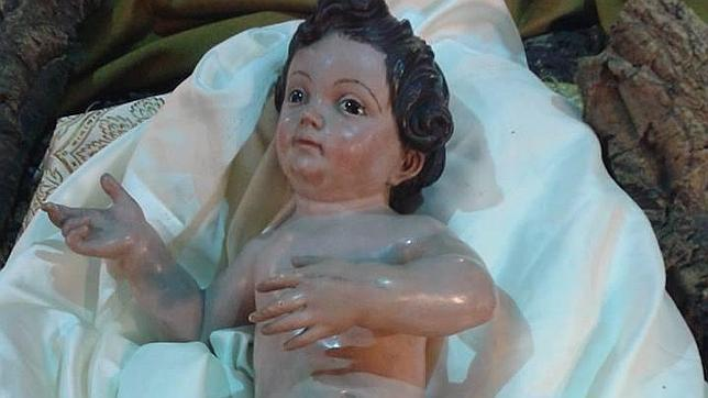 Roban el Niño Jesús de la iglesia de San Jacinto