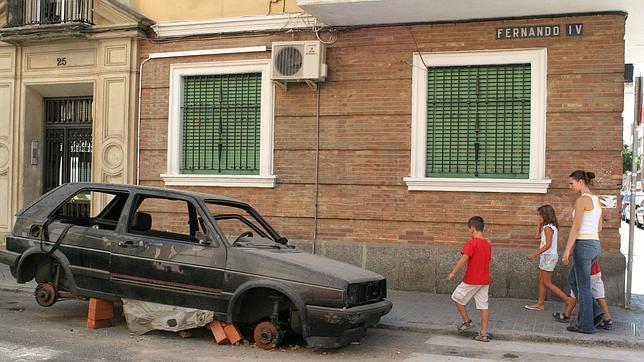 prostitutas calle utrera prostitutas follando en coche