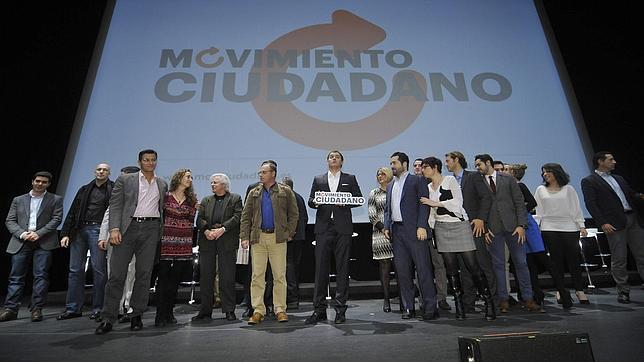 Presentación en Sevilla de «Movimiento Ciudadano»