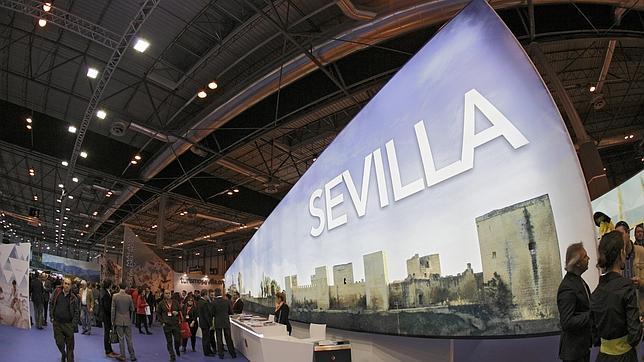 Polémica en el sector turístico por la imagen elegida por la Diputación de Sevilla para Fitur