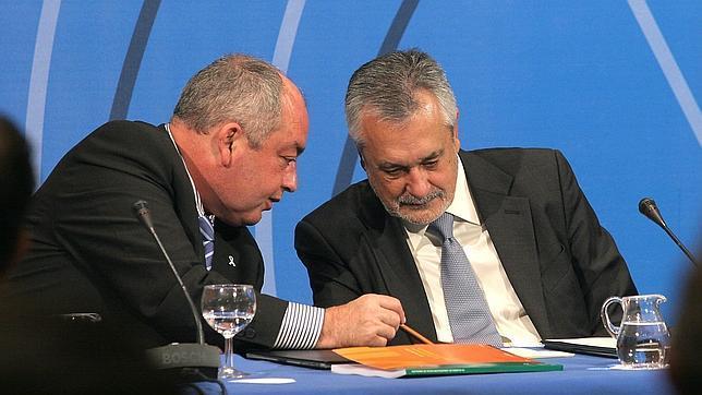 Junta de Andalucía: diez hilos para la madeja de la corrupción