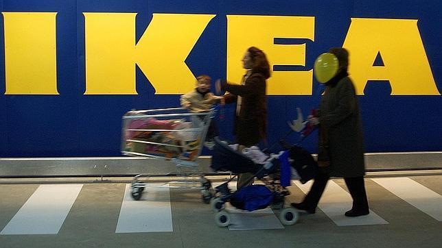 Ikea diez a os en n meros redondos en sevilla - Ikea de sevilla ...