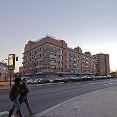 La junta de andaluc a persiste y dar pisos a los okupas de la corrala utop a abc de sevilla - Pisos de la junta de andalucia ...