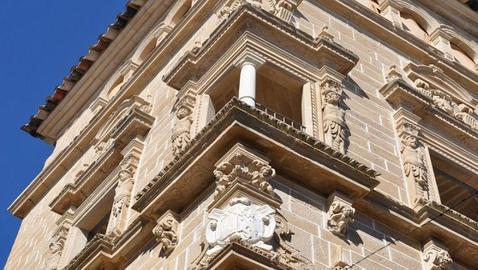 El primer hotel de 5 estrellas de ja n contratar a medio - Hotel palacio de ubeda ...