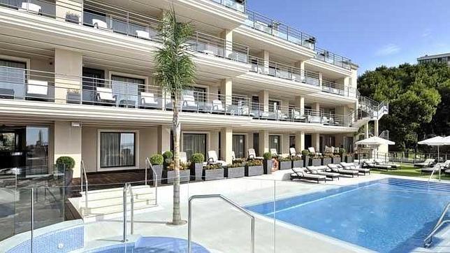 Los mejores hoteles de andaluc a elegidos por los internautas - Mejor spa sevilla ...