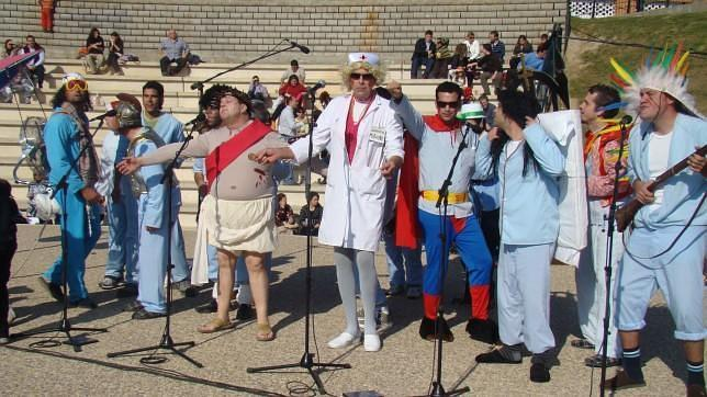 El carnaval de alcal de guada ra pasa este fin de semana for Teatro en sevilla este fin de semana